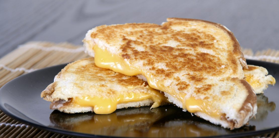 Make the Best Grilled Cheese Sandwich