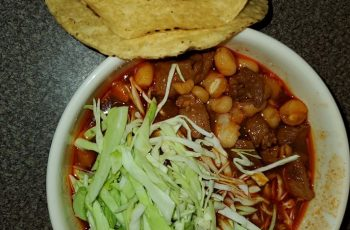 Pork posole recipe